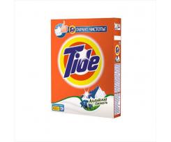 Порошок пральний  TIDE 400г Альпійска свіжість(s.59031)
