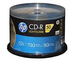 Диски HP CD-R printable 50шт. (*70424)