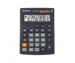 Калькулятор Brilliant BS-212NR 12 розрядів (BS-212NR)