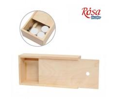 Пенал для гуаші дерев'яний ROSA  28*14*7см., (GPТ50045718)