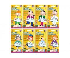 Закладинки для книг Cool for school Occupations асорті (CF61425)