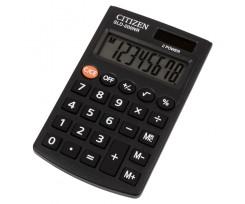 Калькулятор Citizen кишеньковий, 8 розрядний (SLD-200NR)