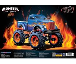 Килимок Cool For School Monster Car (CF69000-07)