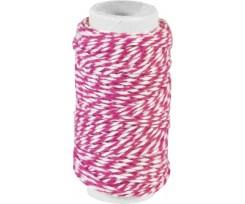 Декоративна нитка Knorr Prandell подвійна Рожева 20м (2162660013)