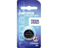 Батарейка RENATA 3V CR2025 (*70806)