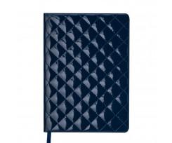 Щоденник датований 2021 Buromax DONNA, A5, 336 сторінок, синій (BM.2154-02)