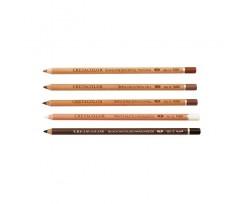 Набір олівців для рисунку Cretacolor Сепія олійна світла 3 шт (57446342)