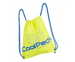 Сумка  для взуття COOLPACK Sprint 37х44см., neon yellow (93156CP)