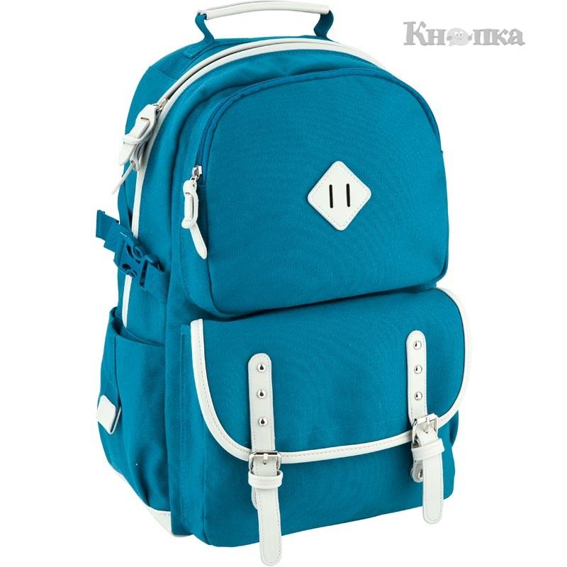 Рюкзак Kite Urban 32.5x16x44 см 23 л зелений (k18-898l)