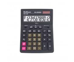 Калькулятор Brilliant BS-8888BK 12 розрядів (BS-8888BK)