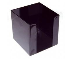 Бокс для паперу АРНИКА JOBMAX, чорний, 90х90х90мм (83033)