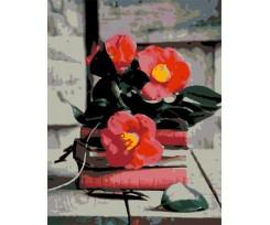 """Набір-стандарт, акриловий живопис за номерами ROSA START """"Гармонія"""", (N00013177)"""
