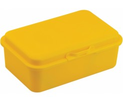 Ланч-бокс Economix Snack 16.8х11.1х6.5 см жовтий  (E98374)