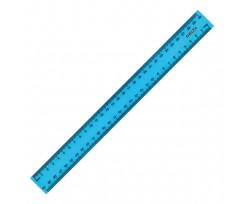 Лінійка Axent Delta пластикова 30 см блакитна (d9800-03)
