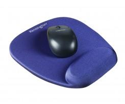 Килимок для миші Kensington Comfort 255х200х40 мм синій (64271)