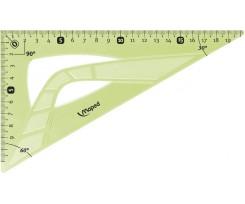 Кутник Unbreakable 60 гр 210 мм блістер зелений (MP.244621)