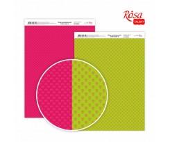 Папір дизайнерський ROSA TALENT Color style 6 двосторонній 210х297 мм 250г/м2 (5310046)