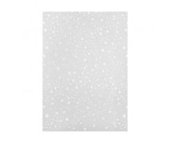 Велум напівпрозорий Heyda Зірки Білий А4 210х297 мм 115 г/м2 (204878963)