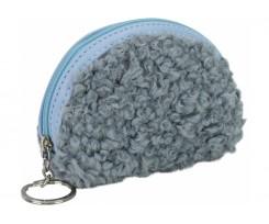 Брелок-гаманець Cool For School 11x5x9 см сірий (CF86928)