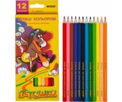 Набір з 12-ти олівців Marco Пегашка 2.9 мм асорті (1010-12CB)