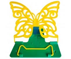 """Підставка під книги Cool for school """"Метелик"""", 21 см, металево-пластикова (CF31751)"""