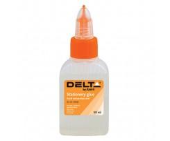 Клей канцелярський Axent Delta 50 мл ковпачок-дозатор (d7221)