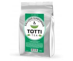 """Чай зелений TОТТІ Tea """"Ексклюзив Ганпаудер"""", листовий, 250 г (tt.51291)"""