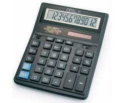 Калькулятор Citizen, бухгалтерський, 12 розрядний (SDC-888TII)